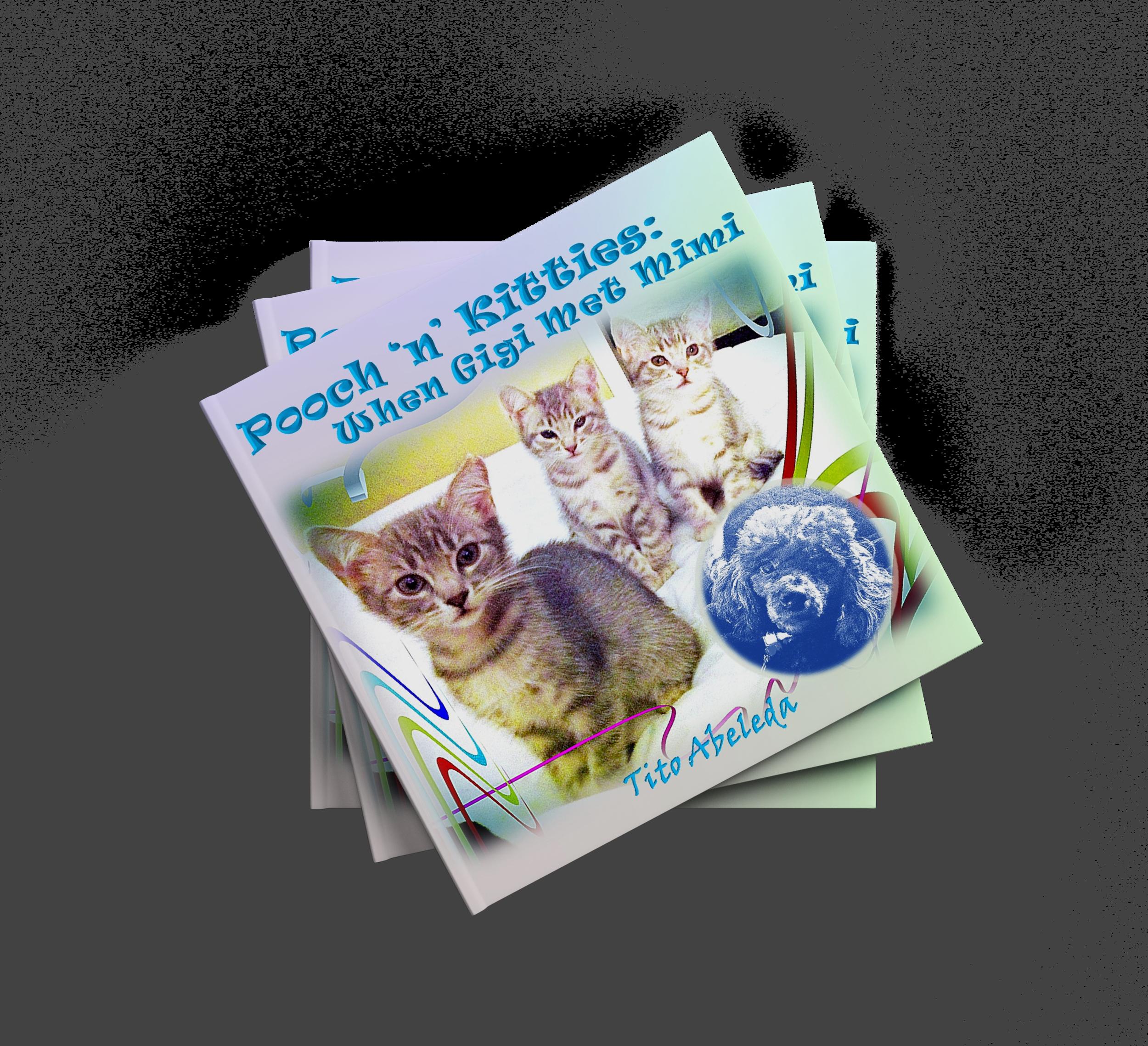 Pooch 'n' Kitties: When Gigi Met Mimi