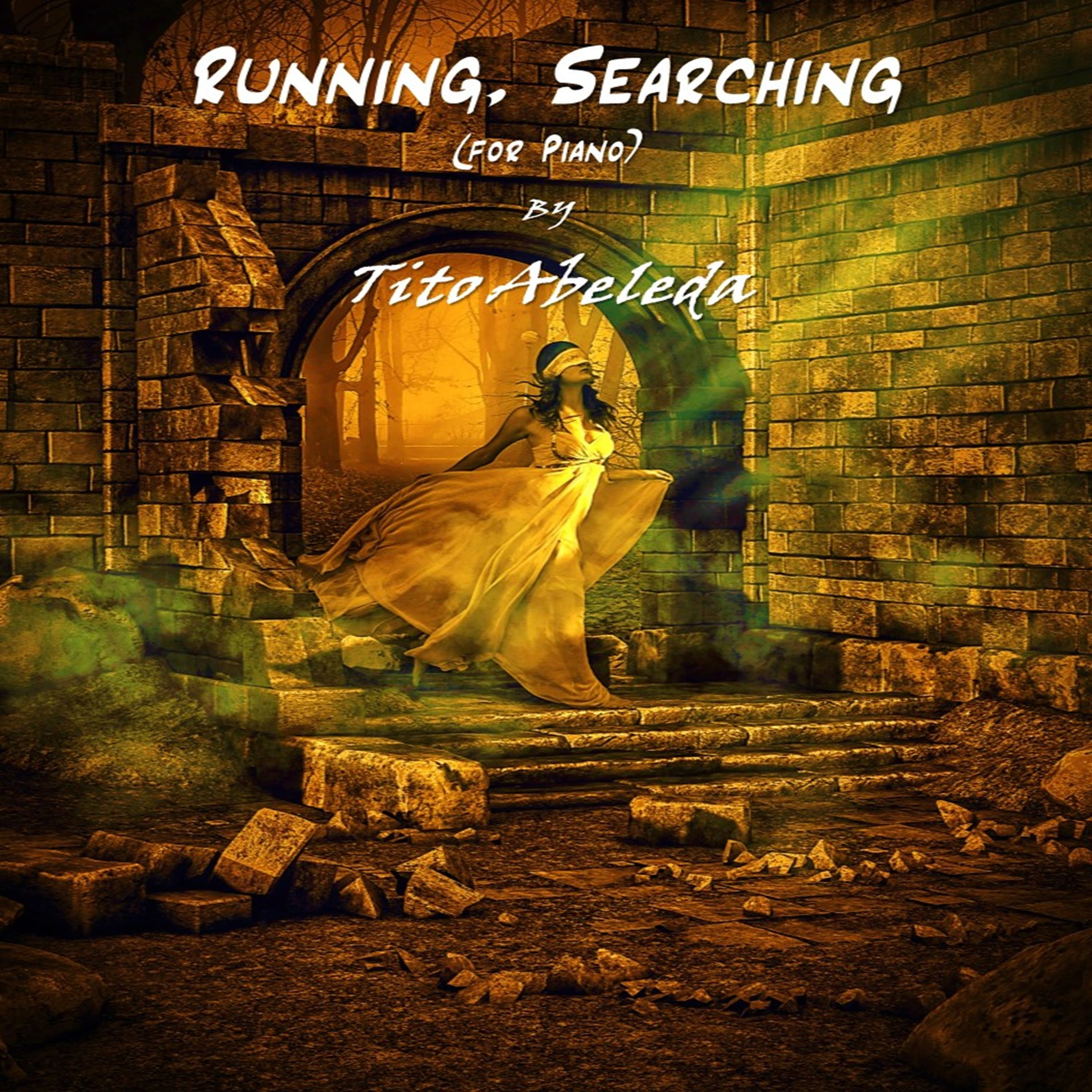 Running, Searching (for Piano)