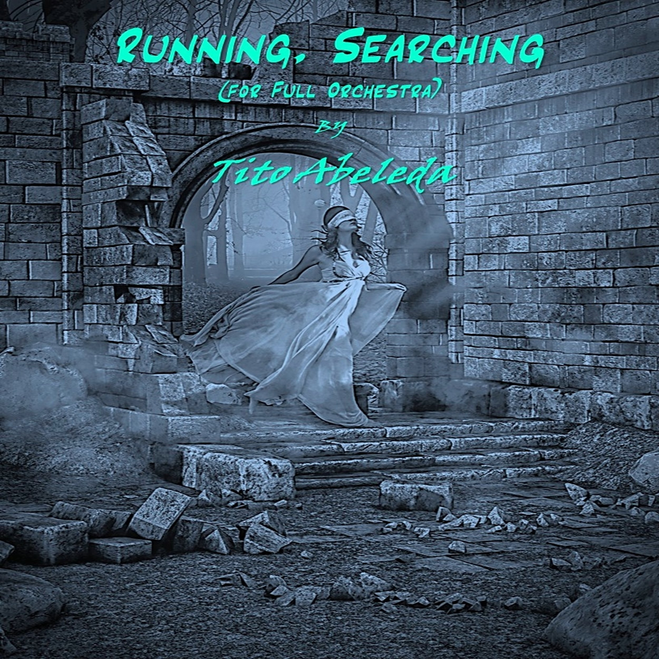 Running, Searching (for Orchestra)
