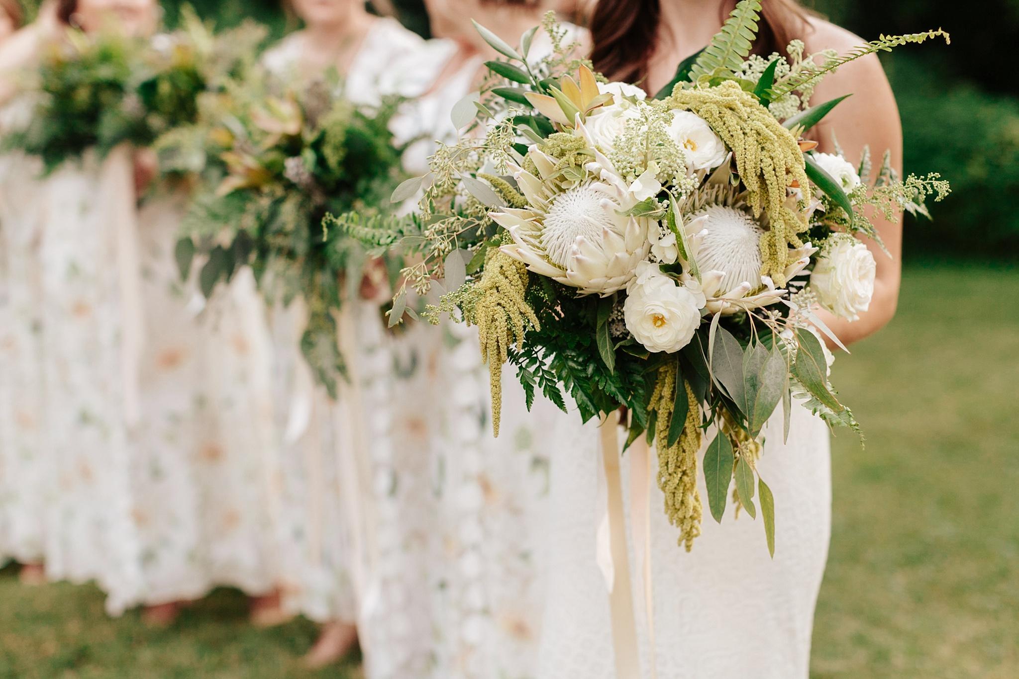 Wedding Party Bouquet