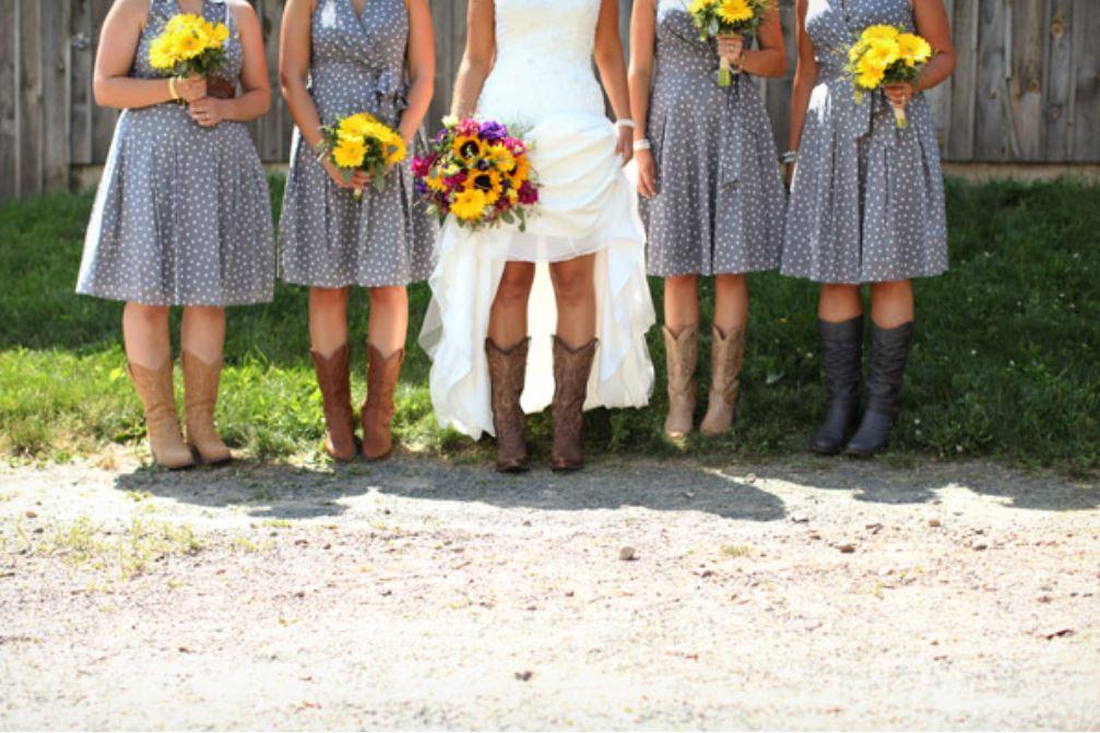 Bridal Party Bouquet