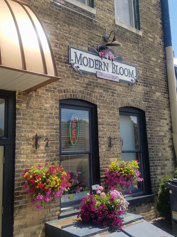 MODERN BLOOM - 203 East Wisconsin Avenue, Oconomowoc
