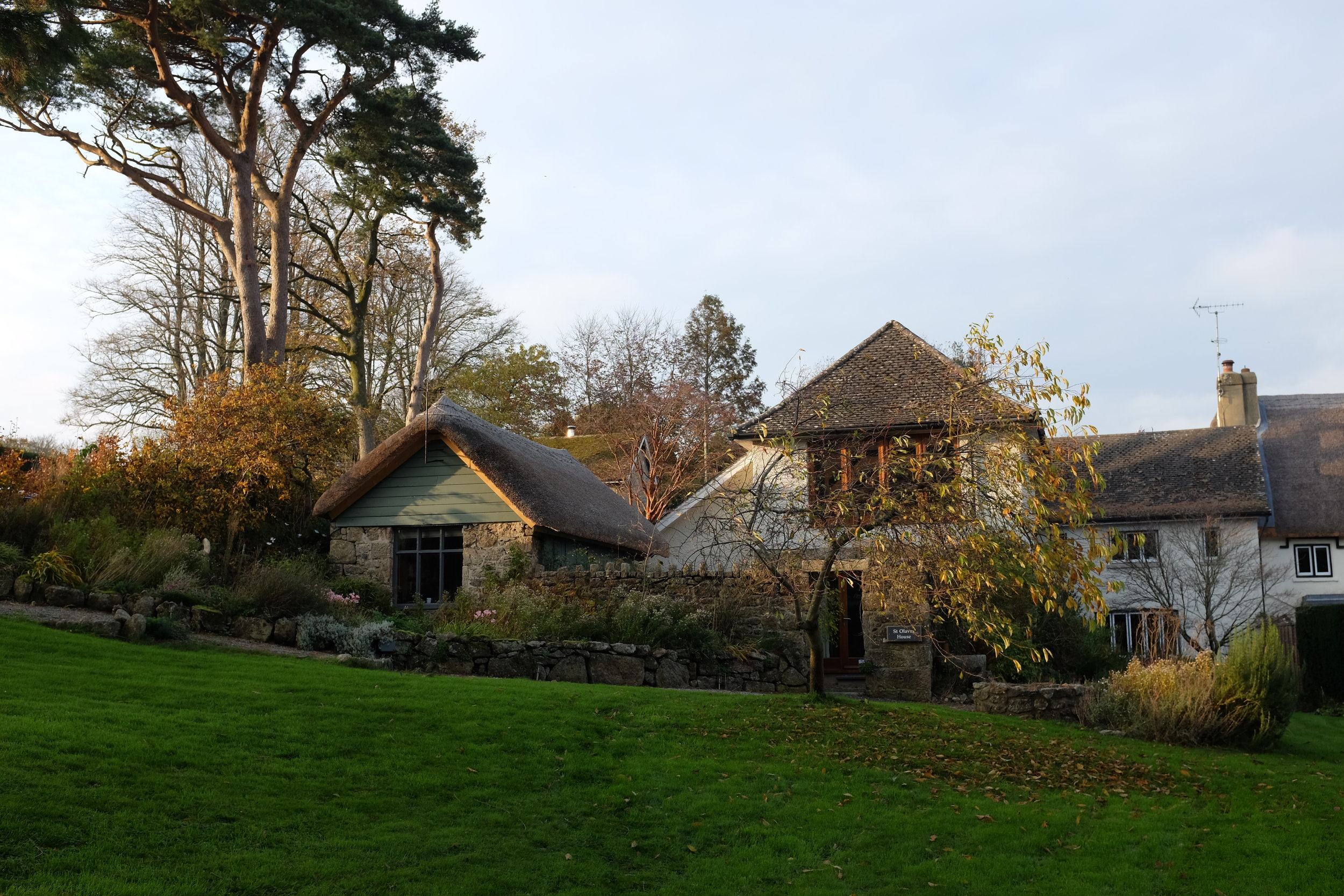St Olaves House early November 2017