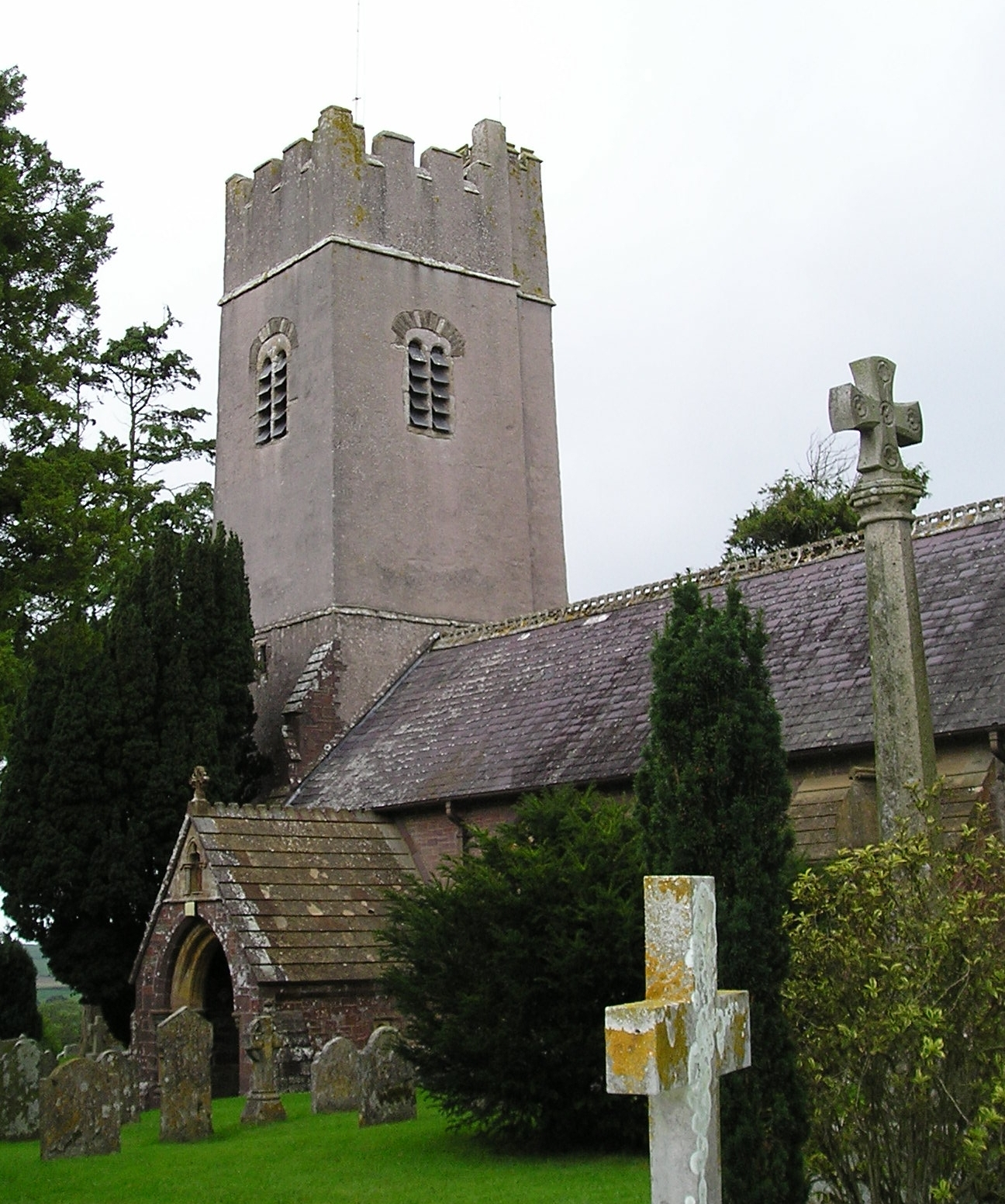 - St Mary the Virgin, Down St Mary, Devon