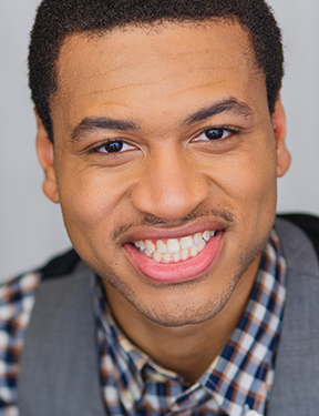 MICHAEL RAWLS  ( Ensemble, u/s Leading Player ) is excited to be a part of their first production with Venus Cabaret Theater. Their previous credits include  Man of La Mancha  (MadKap Productions);  Rudolph the Red-Hosed Reindeer  (Hell in a Handbag) and  Madagascar  (Chicago Shakespeare).