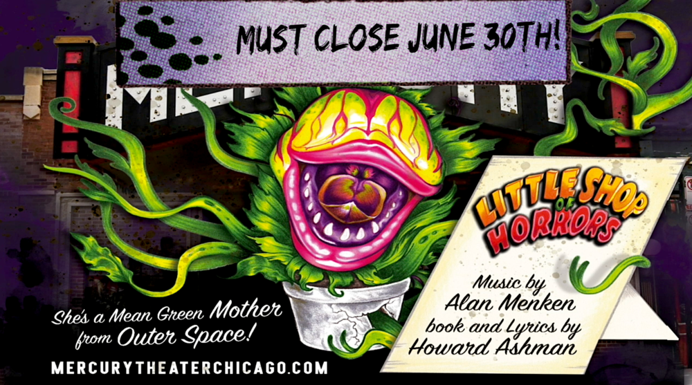 Little Shop of Horrors — Mercury Theater Chicago