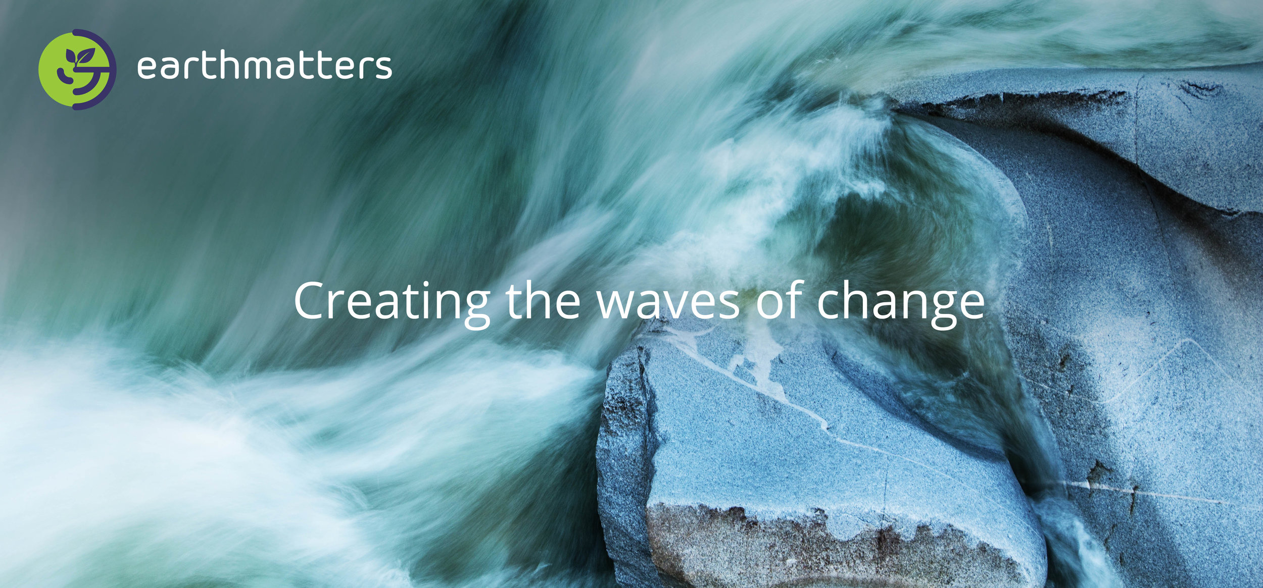 It was a great privilege to present our first  Creating the Waves of Change  workshop in Peterborough on 5th June - World Environment Day, no less. Thanks to those entrepreneurs who attended, making up a diverse and enthusiastic audience.