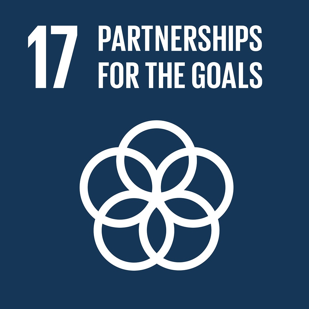 The Sustainable Development Goals (SDGs) can only be realised with a strong commitment to global partnership and cooperation. -