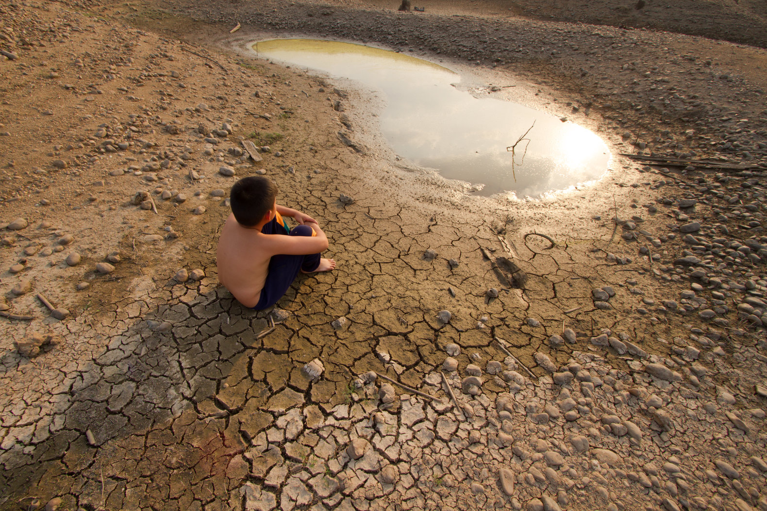 One-thirds of the global population (2 billion people) live under conditions of severe water scarcity at least 1 month of the year.Half a billion people in the world face severe water scarcity all year round.Half of the world's largest cities experience water scarcity.