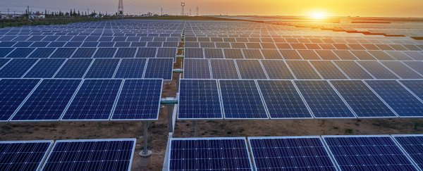 Rolling out solar power: can it be done fast enough?