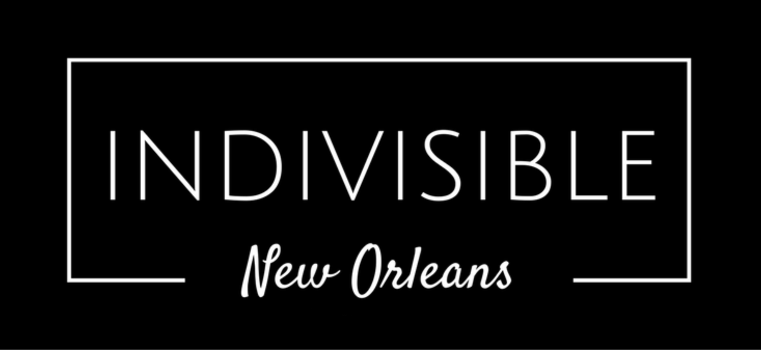 Indivisible NOLA  - new orleans