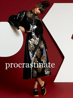 Procrastinate Magazine