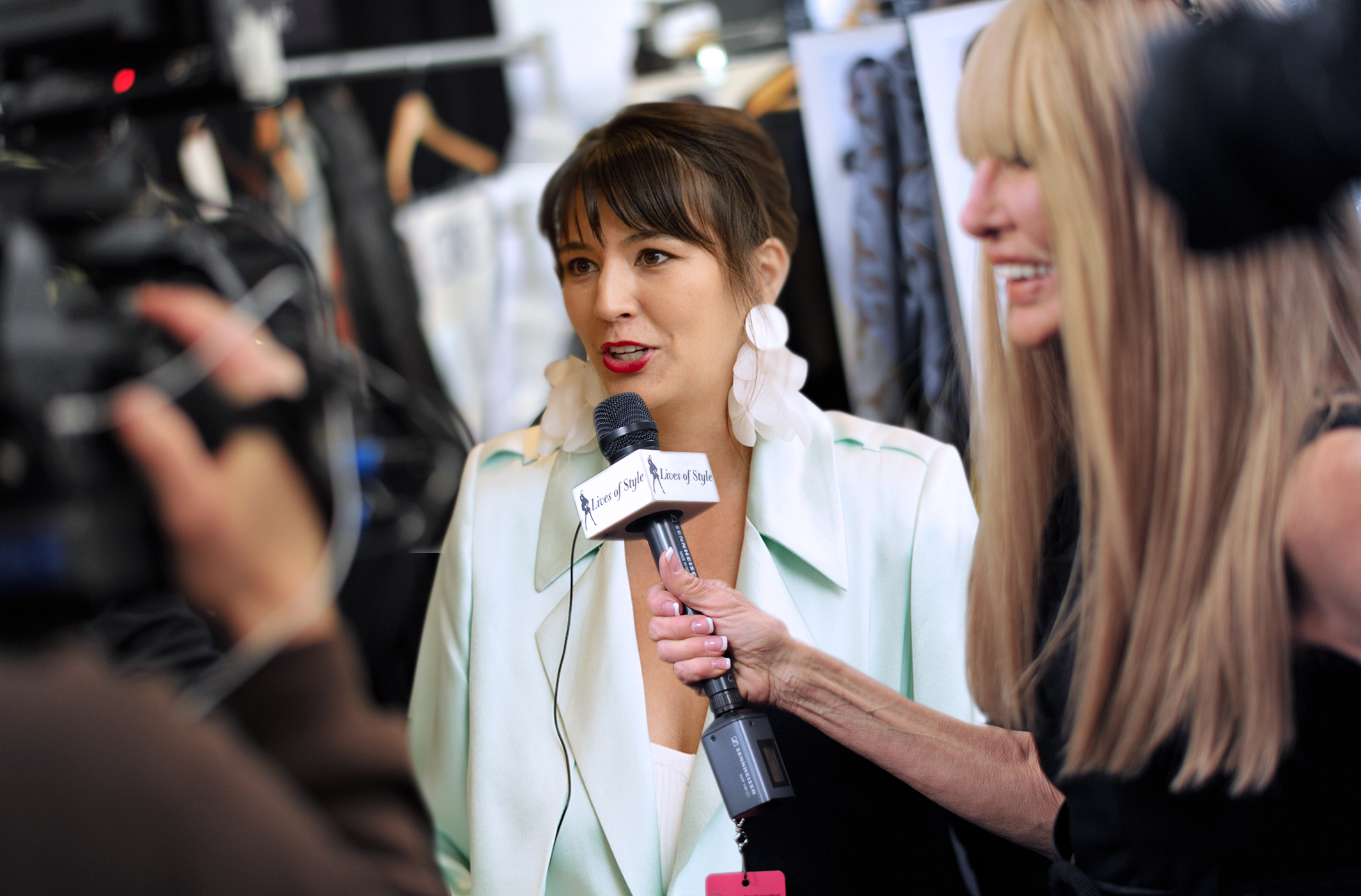 Flying Solo NYFW Designer's Interview