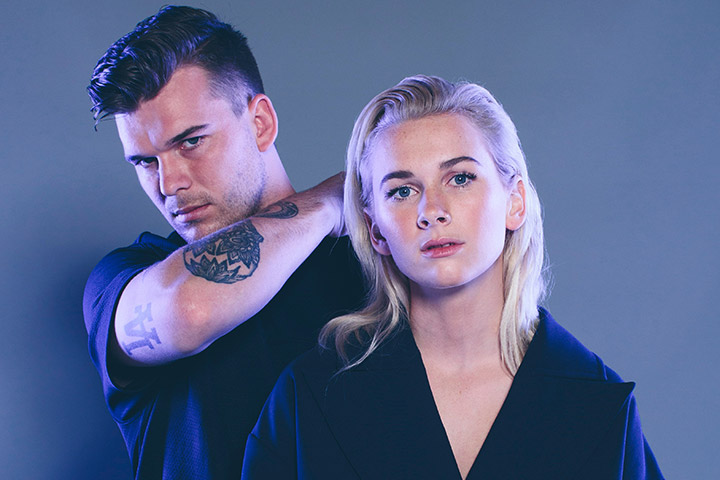 BROODS - Broods are an indie-electronic pop band from New Zealand.They have been successive winners at the Vodafone New Zealand Music Awards both 2015 and 2016 winning such awards as Best Group, Best Pop Album, Single of the Year, People's Choice Award and Album of the Year.