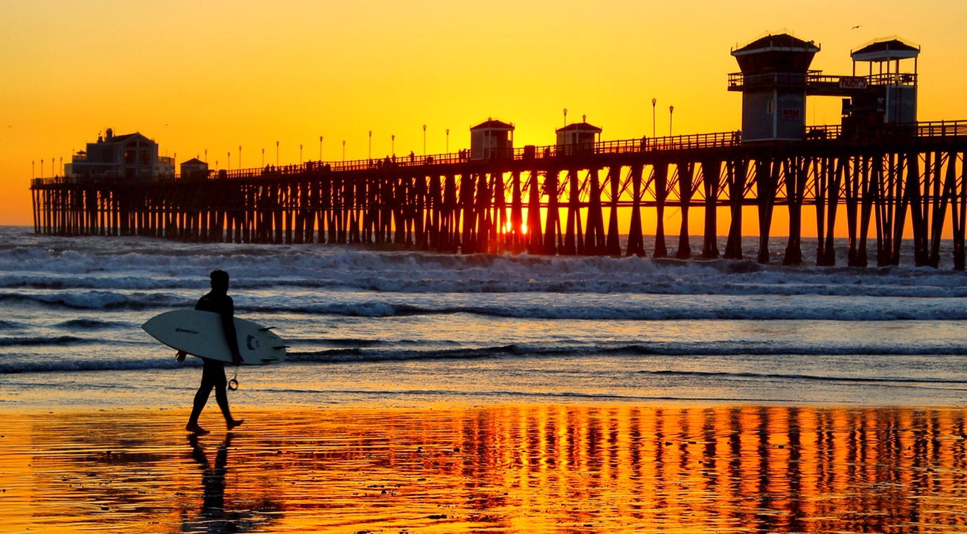 pier surfer