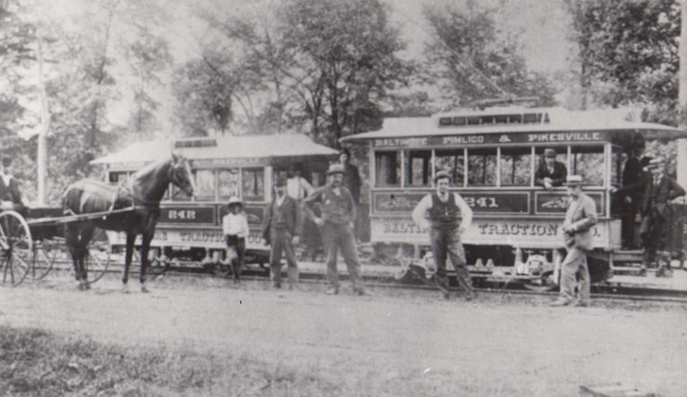 Image Credit: BSM Archives, Traction Company