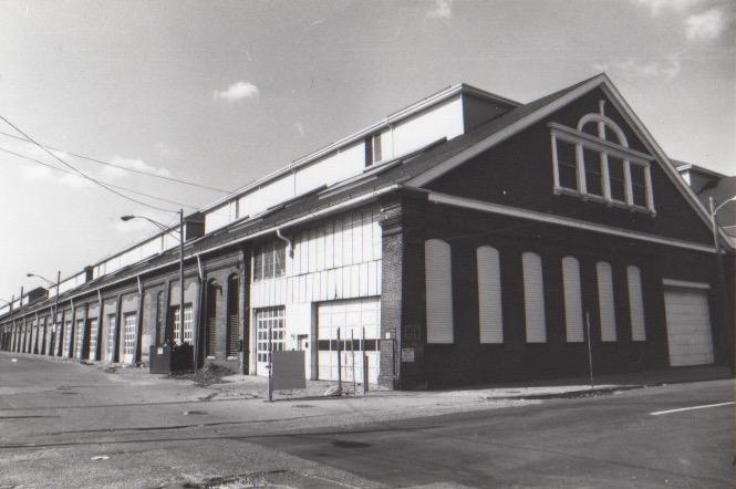 Image Credit: BSM Archive, Carroll Park Repair Shops