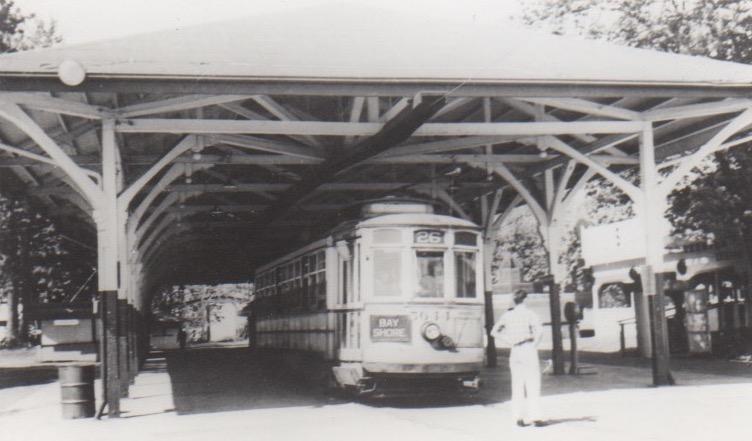 Image Credit: BSM Archive, Bay Shore Waiting Station