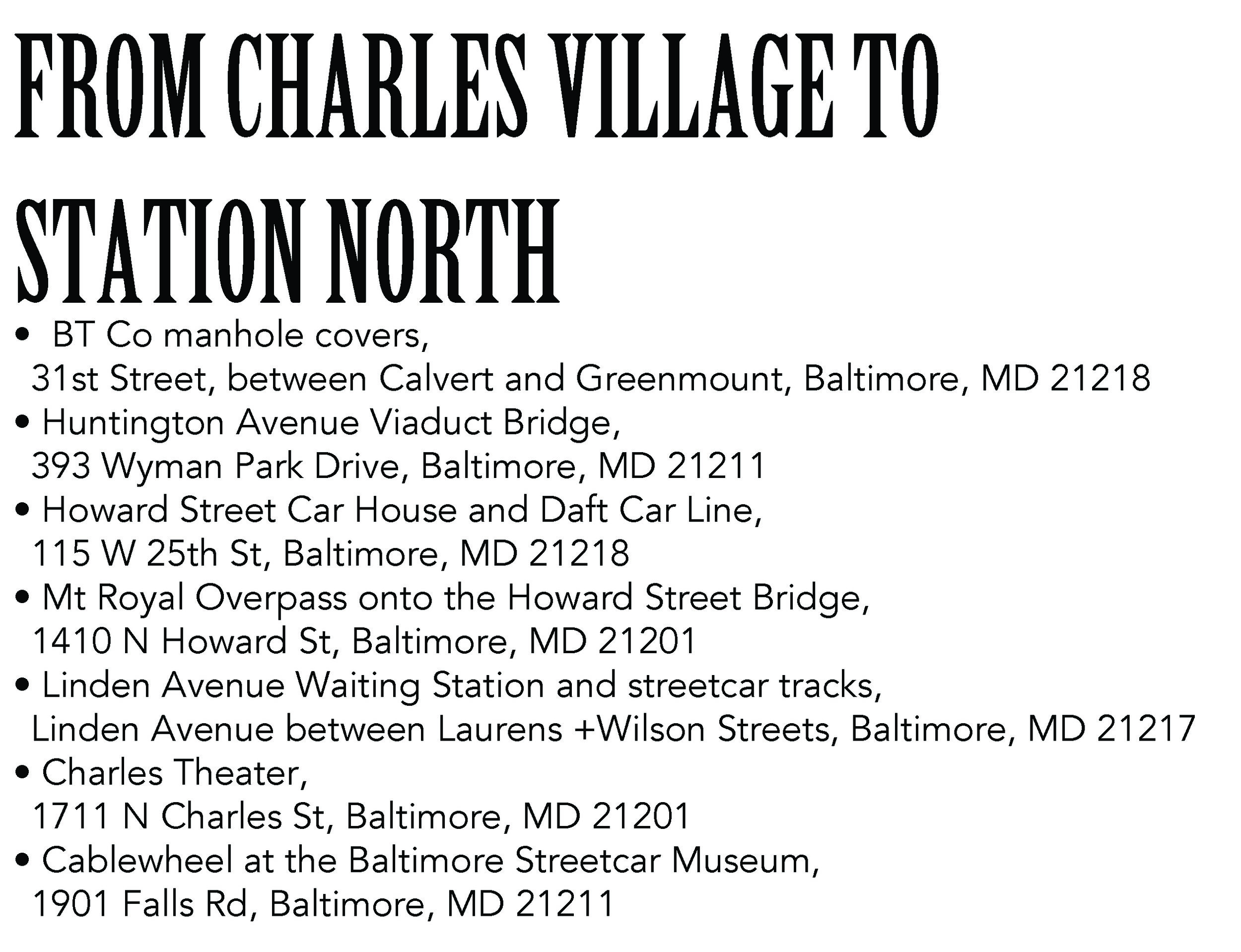 From Charles Village to Station North.jpg