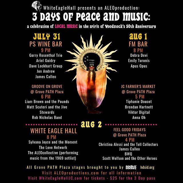 Tickets on sale now! eventbrite.com/e/64367352484 Poster design: @templeovsaturn