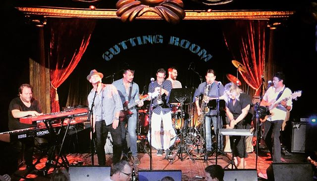 This Crew was pretty badass last night. So were the other two bands! Thanks to everyone involved.  @cuttingroomnyc @aleo_productions @cegpresents @theallmostbrosband @halfstepgratefuldeadtribute #brightestkneesever