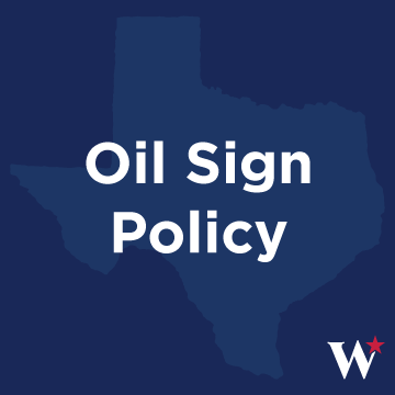 OIL SIGN POLICY    If you are going to buy - Buy local!     Read More