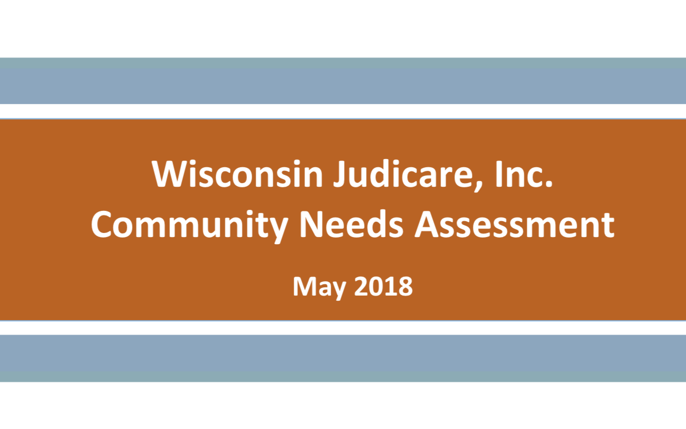 WI Judicare Report - In collaboration with Wisconsin Judicare, Inc., we conducted extensive surveys, focus groups, and one-on-one interviews across the state's northern 33 counties and 11 federally-recognized tribes.This assessment identifies and contextualizes the needs that low-income residents of northern Wisconsin prioritize. It is intended to serve as a resource for public and private organizations working on behalf of low-income rural community members in northern Wisconsin.You can find it in its entirety here.
