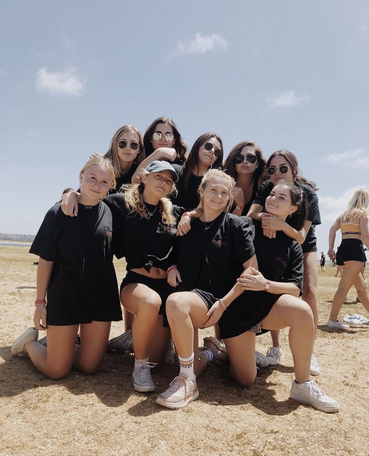 KKG & PHI KAP - 04/28/19Kappa Kappa Gamma and Phi Kap had their annual field day event, which was a dodgeball tournament this year. The event took place on the beach in San Diego, where teams competed to win the top prize. The proceeds were split between us and Reading is Fundamental!