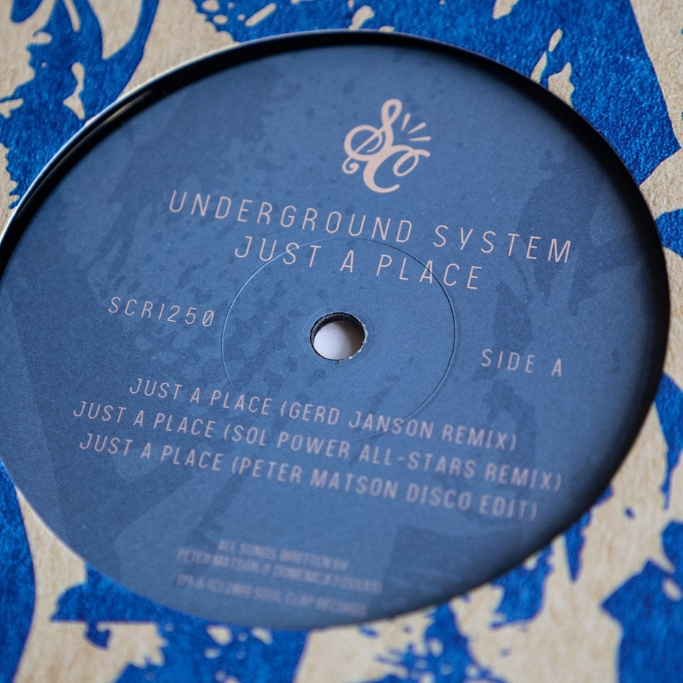 Just a Place Underground System