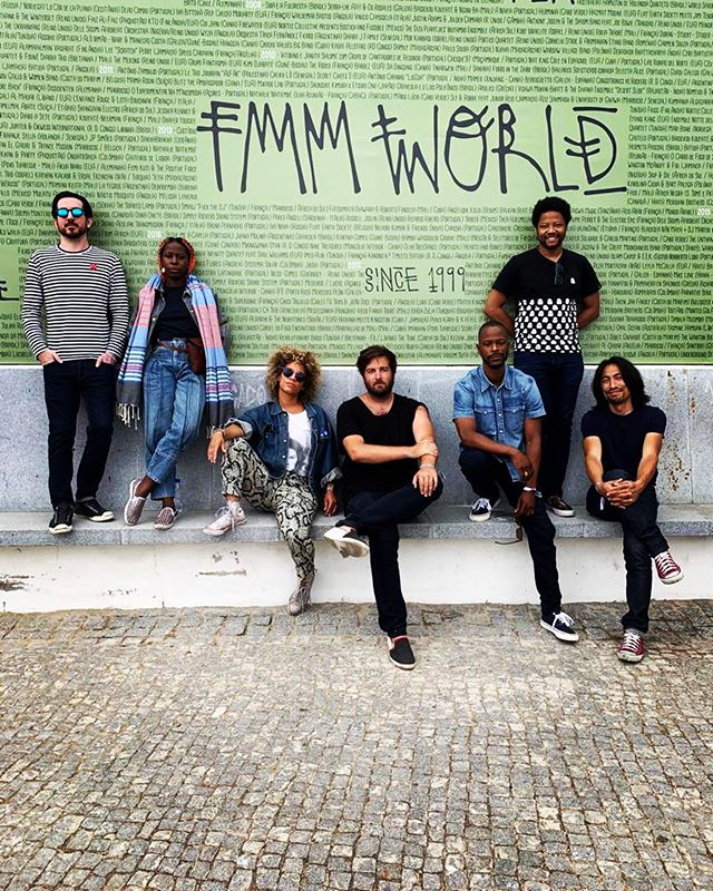 🇵🇹🇵🇹🇵🇹 WE MADE IT AND OUR EU TOUR CLOSER IS TONIGHT @fmm_sines !!🇵🇹🇵🇹🇵🇹 honored to be on prime time on this amazing lineup, we're gonna leave it all on stage 🙌🏽 ❤️❤️❤️