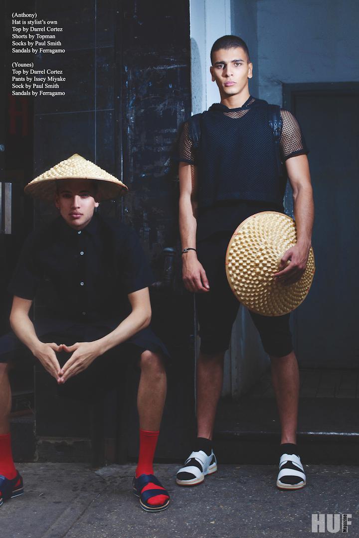 Huff Magazine