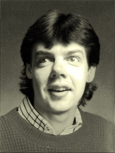 Mitch Miles McGiff - Born: 1970 in Quebec, CanadaPicture taken: Spring of 1987What we know: Mitch Miles McGiff spent most of is young life in between surveying various Northeast American colleges and pledging in various fraternities, which all ended in failure and in out-of-court settlements. He was last seen working at his uncle's moose farm in Frenchtown, Maine.