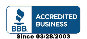 BBB ACCREDITATION SINCE 03/28/2003