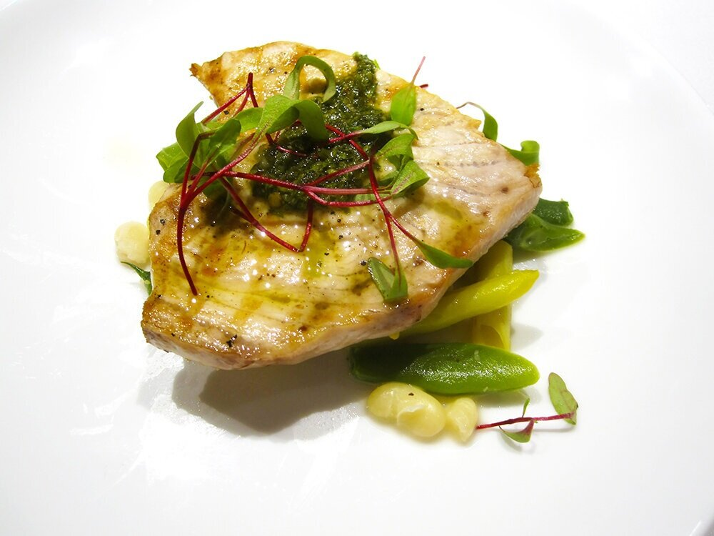 Grilled Swordfish & 4 Bean Saute.jpg