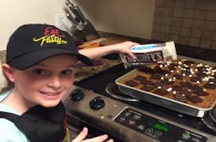 Our desserts made from scratch; and kid-approved!