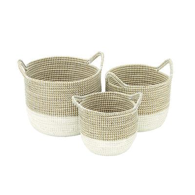 Woven Basket Set