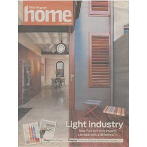 DAILY TELEGRAPH HOME MAGAZINE AUGUST 2012