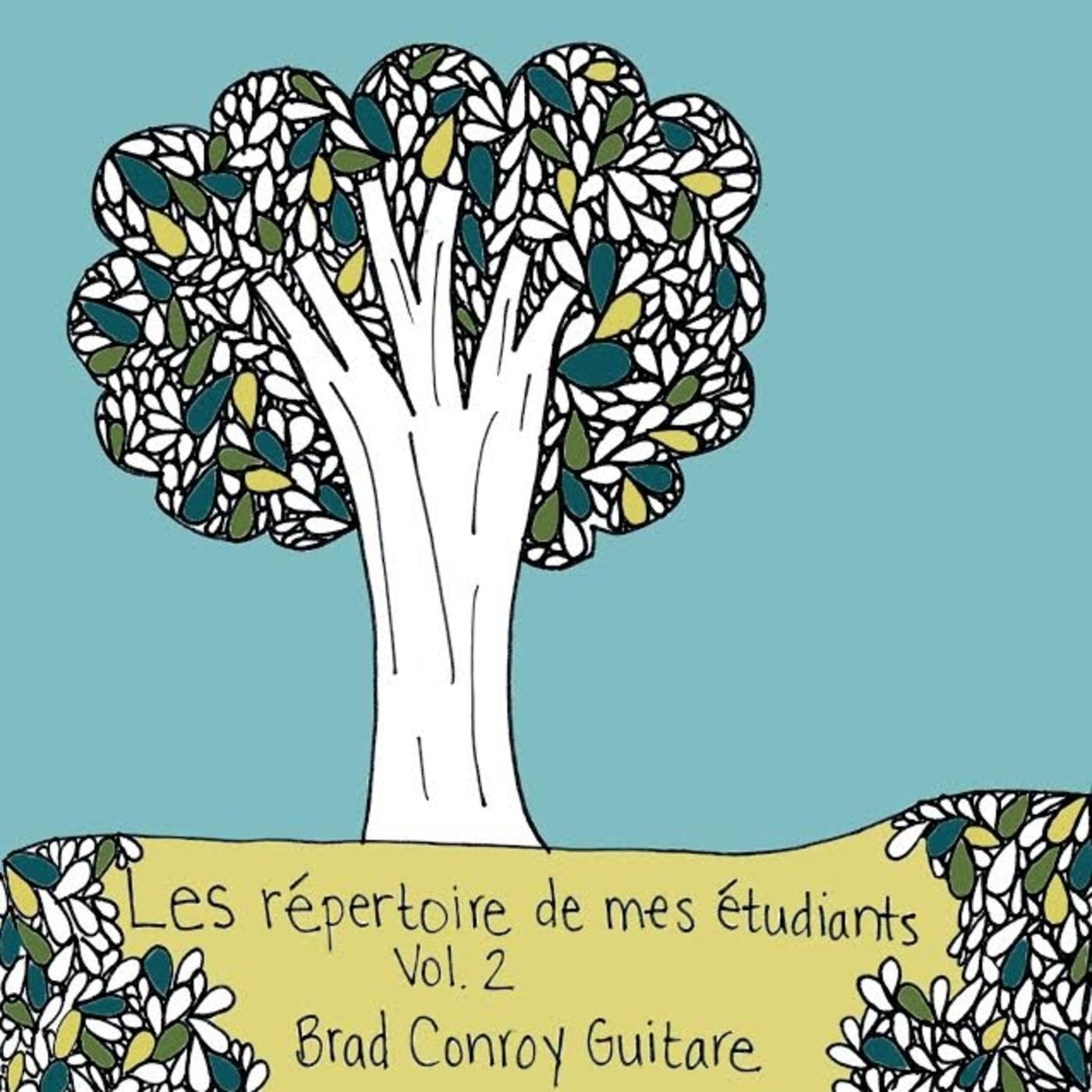 Album cover: Les Repertoire De Mes Etudiants Vol. 2 (2017)
