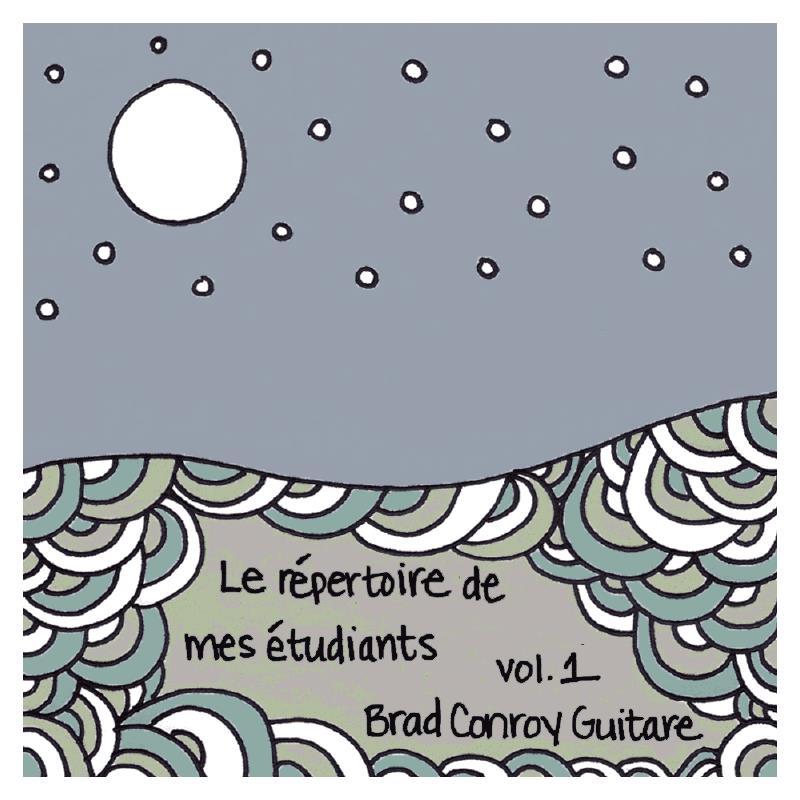 Album Cover: Les Repertoire De Mes Etudiants Vol. 1 (2016)