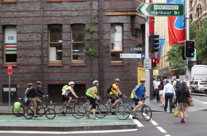 Explore Sydney by bike