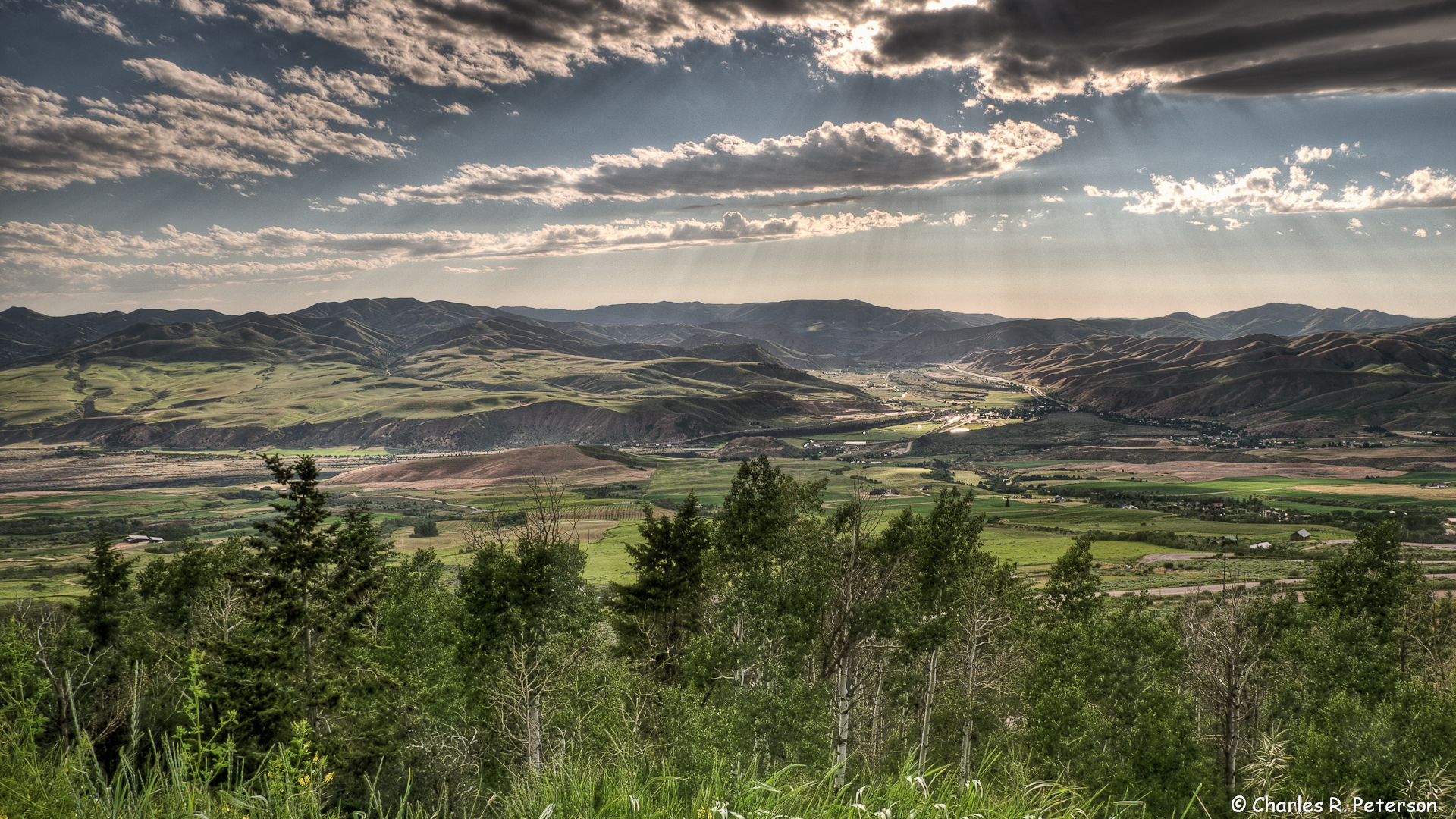 Portneuf Valley