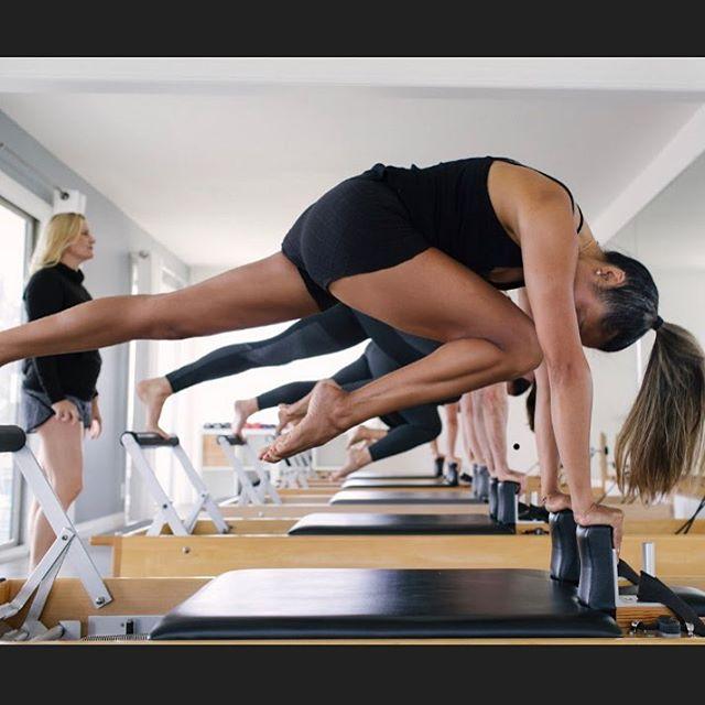 Pleasure in the job puts perfection in the work. Aristotle #pilatesinstructor #abs #pilatesreformer #pilatesbody #newportbeach #aurapilates #cdm