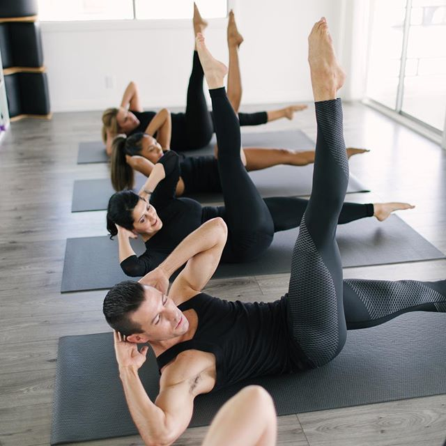 We love Pilates Mat classes! On Mondays at 10am, David teaches a strong and intelligent class that focuses on the development of your core strength. Enjoy a great addition to your reformer workouts. #pilatesmat #absworkout #corestrength #auracdm #pilates #pilatesbody #newportbeach #cdm #balancedbody