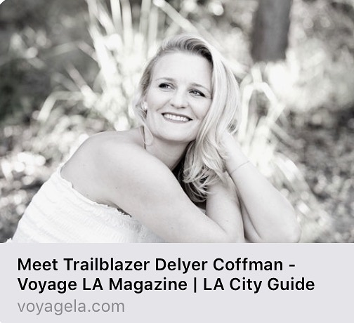 Here's a quick little interview in @voyagelamag. Check it out! Link in bio. #pilates #pilatesstudio #entrepreneur #dancer Thanks @sabrina.rollo for making the connection.