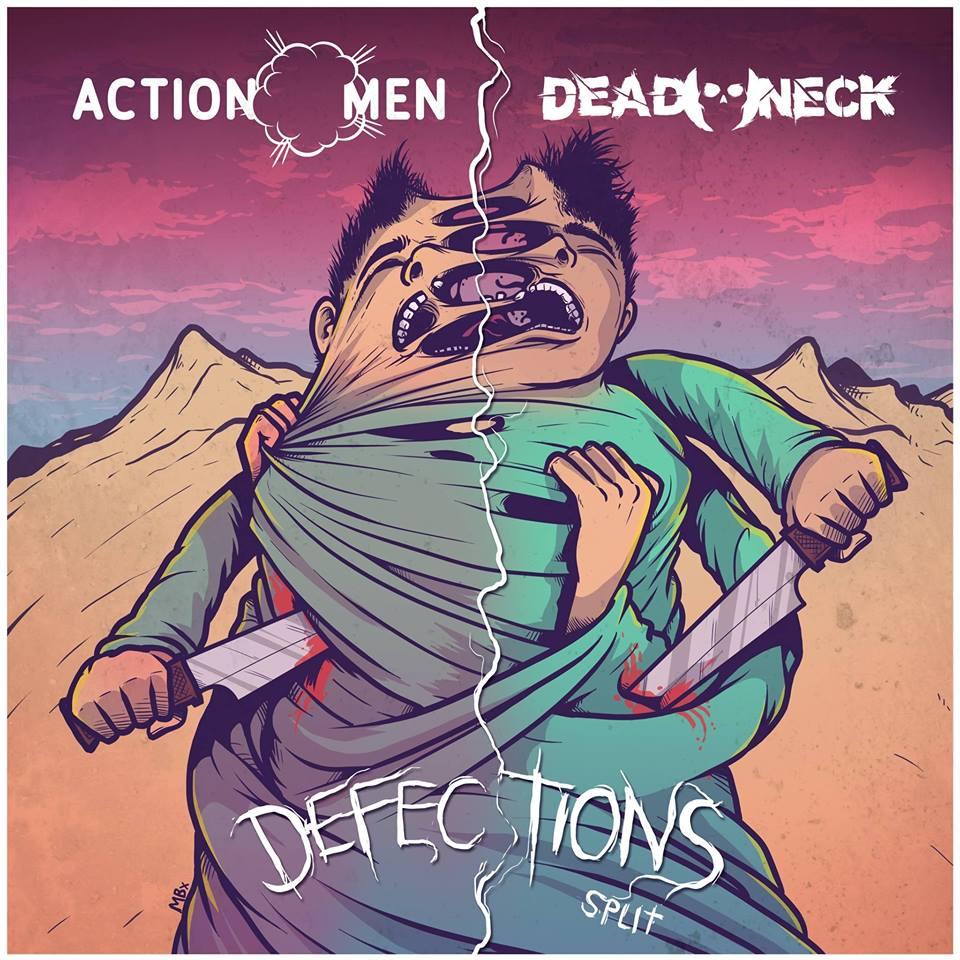 """Dead Nek premiere new song. """"Die Tryin'"""" on DyingScene"""