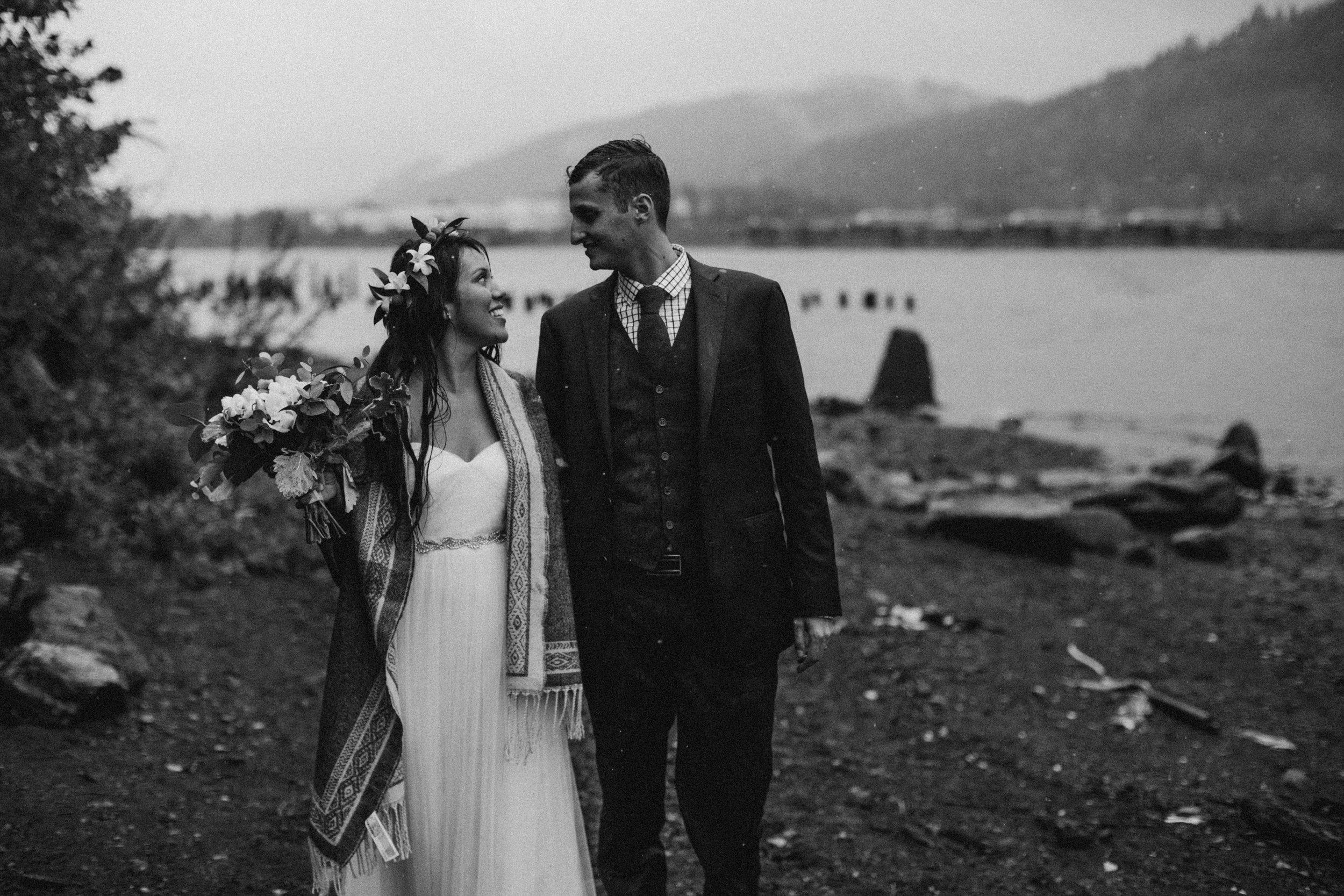 Boise Portland WEdding Photographer Leah Flores