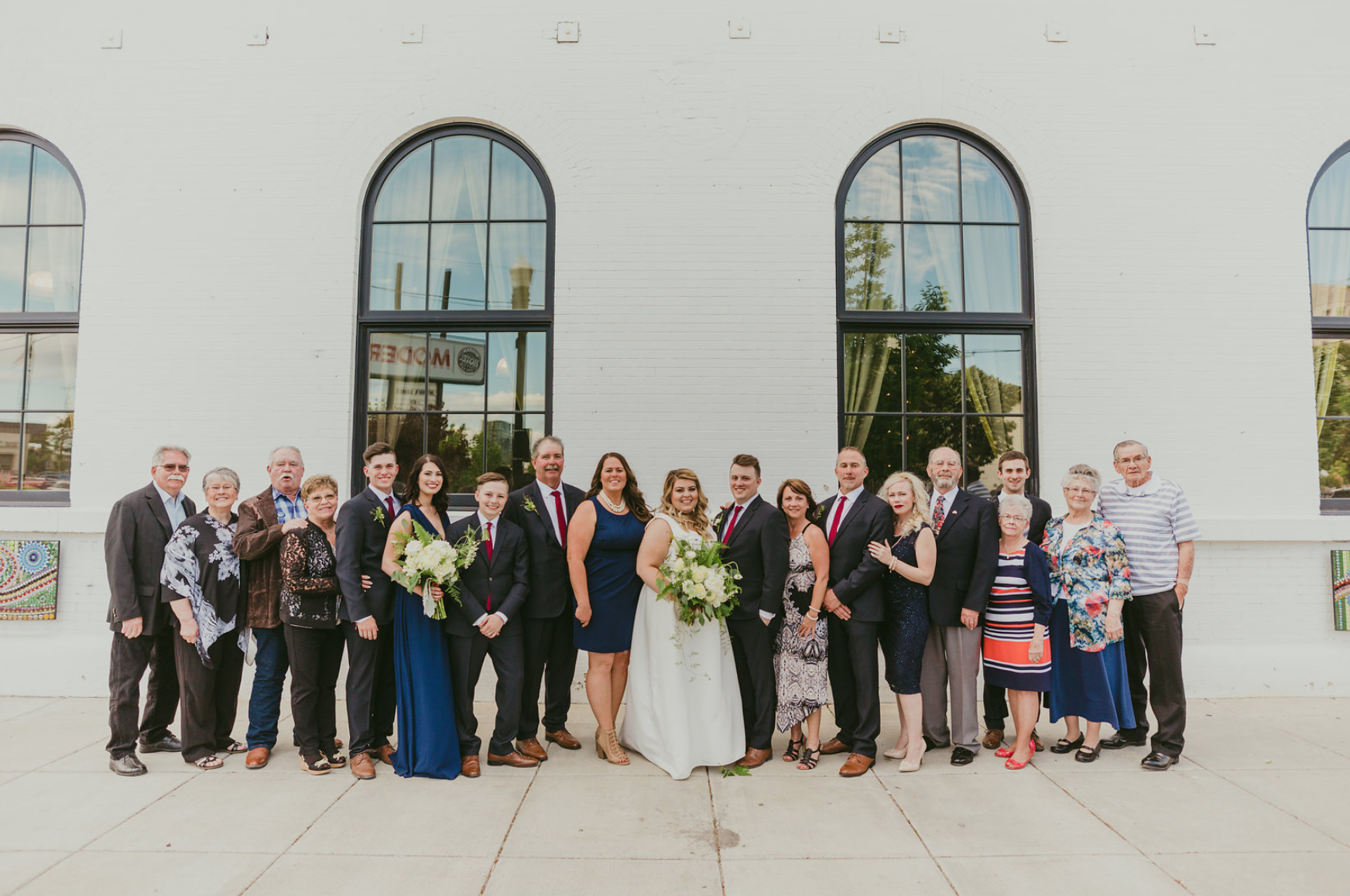 Boise Wedding Linen Building