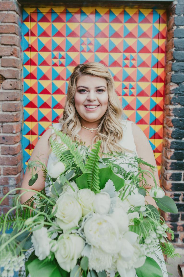 Boise Wedding Freak Alley