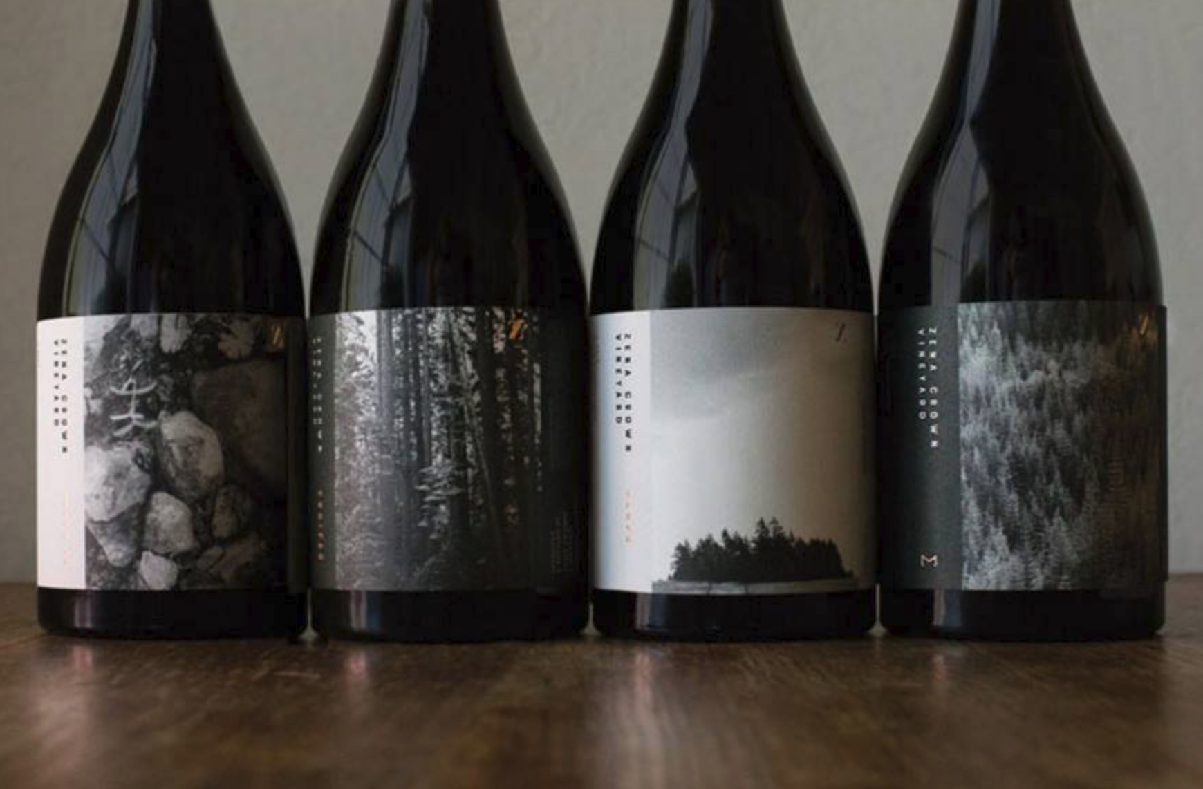 Leah Flores Wine Label Photography - Winner of The American Inhouse Graphic Design Awards from    GD USA Magazine