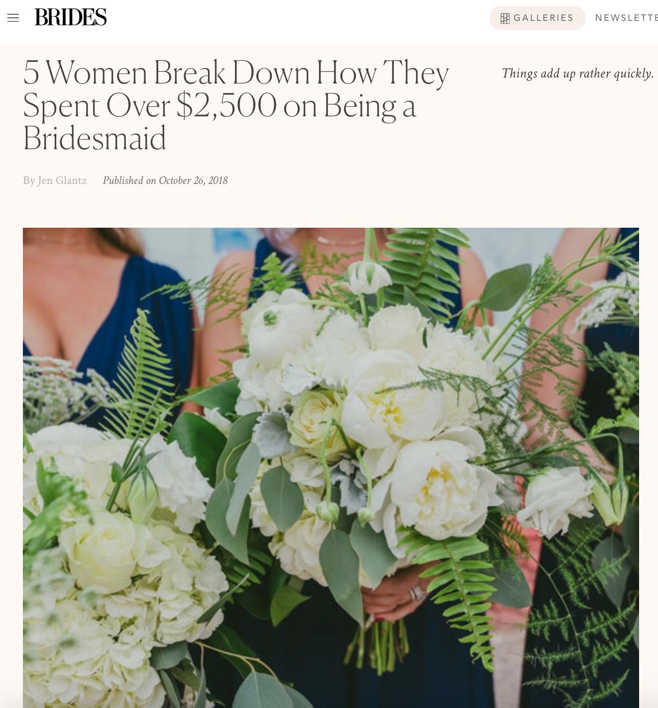 Leah Flores for Brides.com